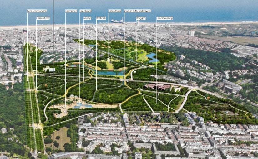 Plan voor Internationaal park